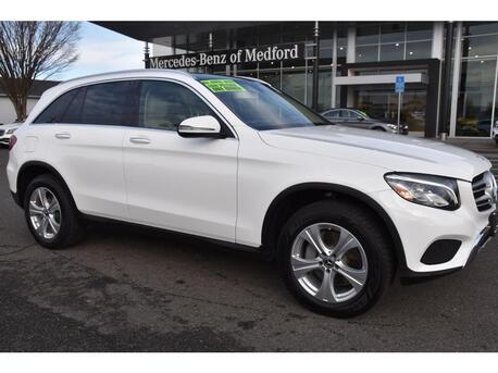 2017_Mercedes-Benz_GLC_300 4MATIC® SUV_ Medford OR