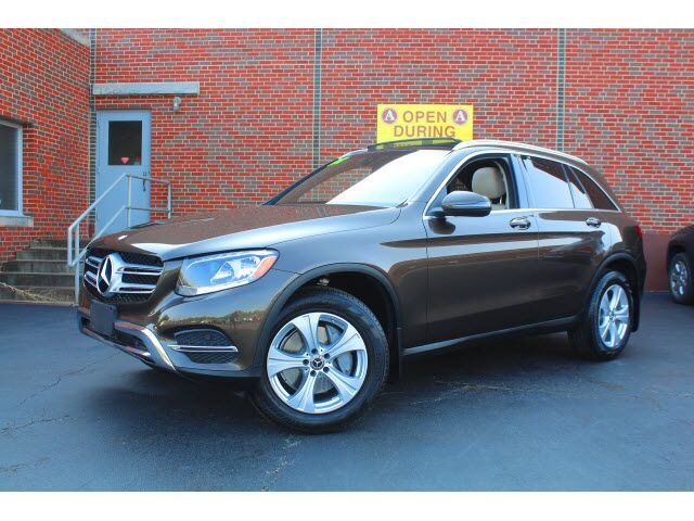 2017 Mercedes-Benz GLC 300 4MATIC® SUV Kansas City KS