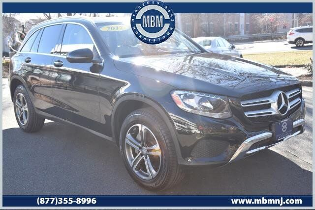 2017 Mercedes-Benz GLC 300 4MATIC® SUV Morristown NJ