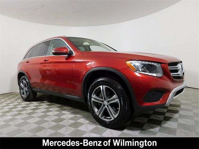2017 Mercedes-Benz GLC 300 4MATIC® SUV Wilmington DE