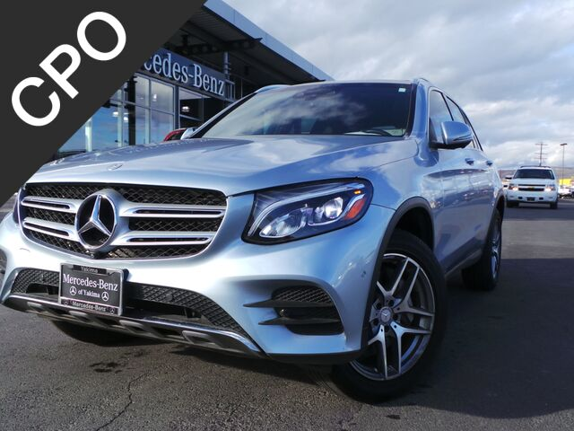 2017 Mercedes-Benz GLC 300 4MATIC® SUV Yakima WA
