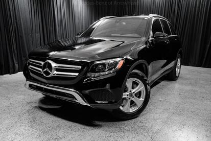 2017_Mercedes-Benz_GLC_300 4MATIC® SUV_ Peoria AZ