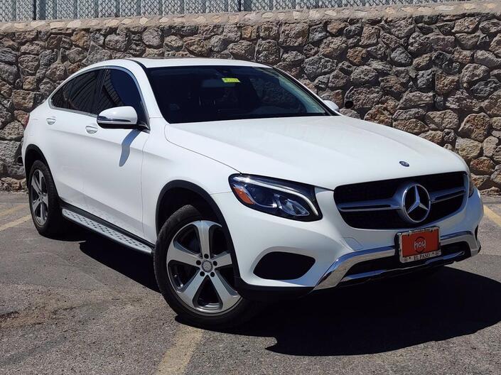 2017 Mercedes-Benz GLC 300 4MATIC® Coupe El Paso TX