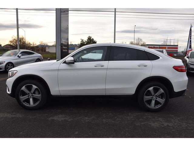 2017 Mercedes-Benz GLC 300 4MATIC® Coupe Medford OR