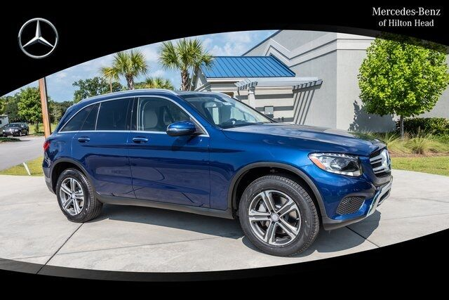 2017 Mercedes-Benz GLC 300 4MATIC® SUV Bluffton SC