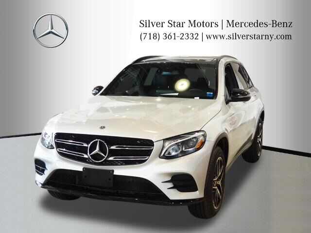 2017 Mercedes-Benz GLC 300 4MATIC® SUV Long Island City NY