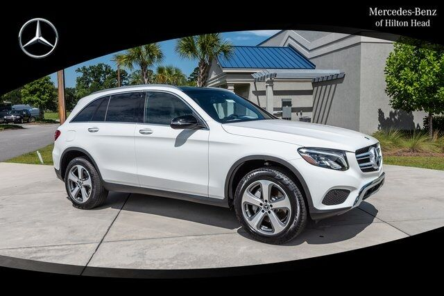 2017 Mercedes-Benz GLC 300 SUV Bluffton SC