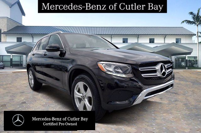 2017 Mercedes-Benz GLC 300 SUV V626CB Cutler Bay FL