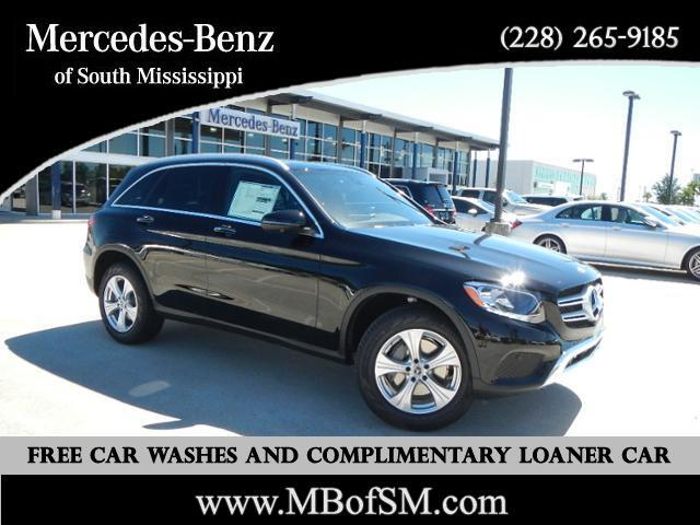 2017 Mercedes-Benz GLC 300 SUV South Mississippi MS