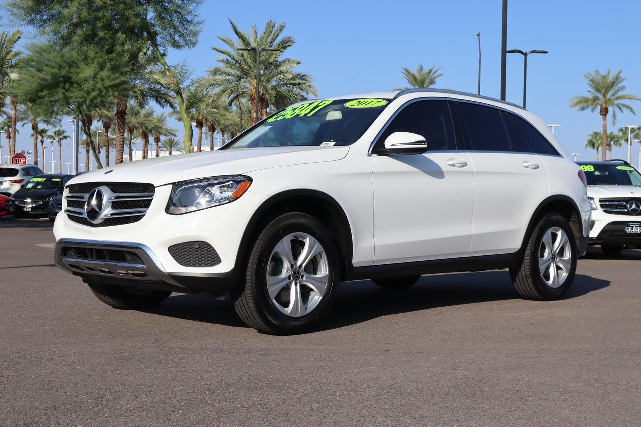 2017 Mercedes-Benz GLC 300 SUV Gilbert AZ