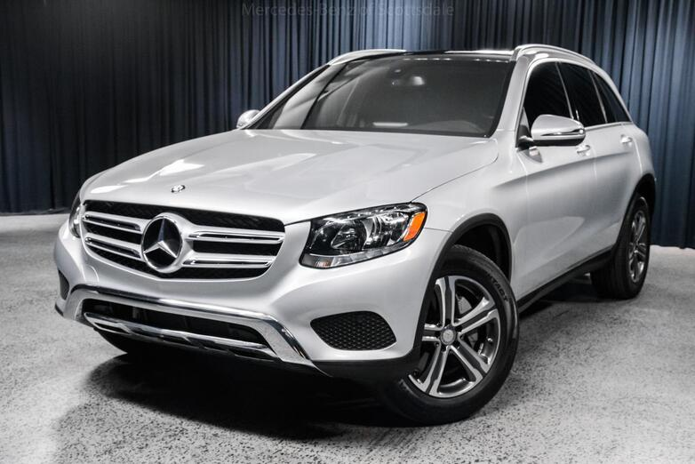2017 Mercedes-Benz GLC 300 SUV Scottsdale AZ