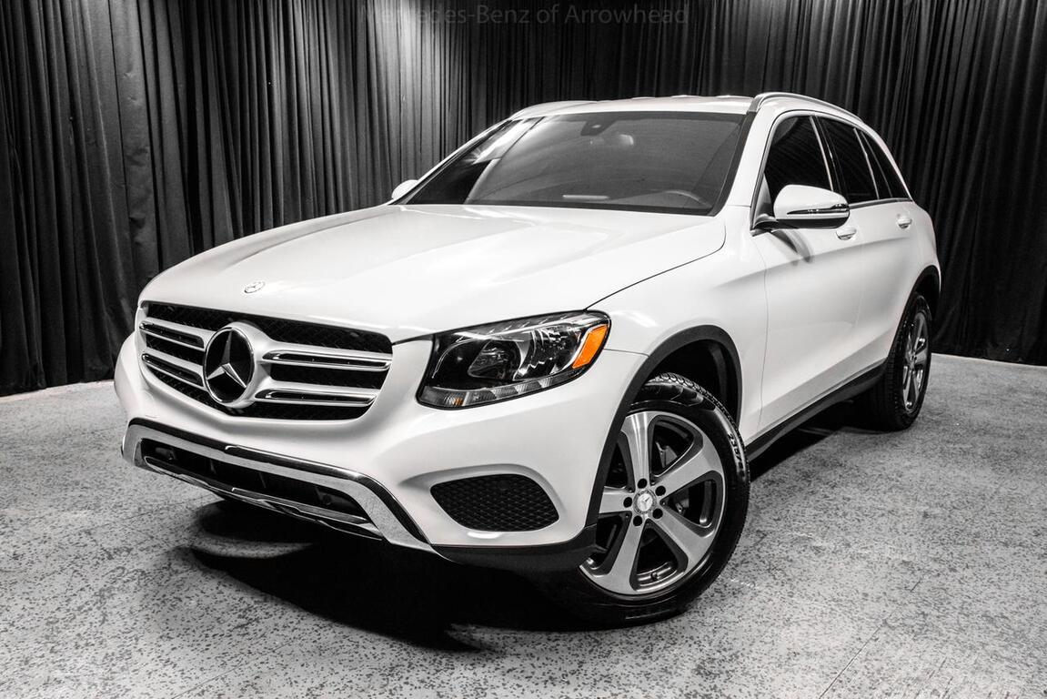 2017 mercedes benz glc 300 suv peoria az 19893880 for White mercedes benz suv