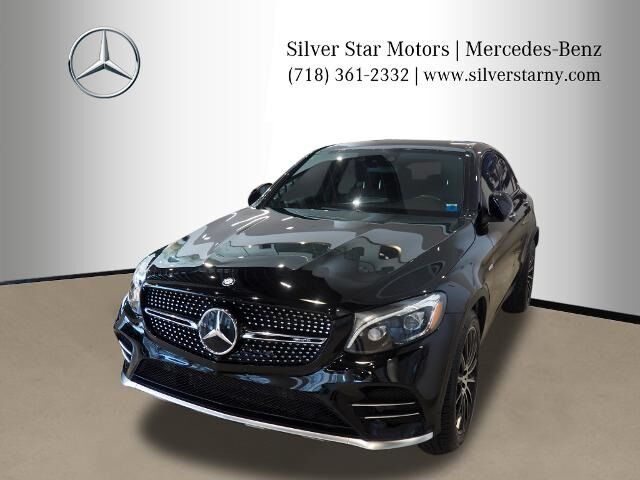 2017 Mercedes-Benz GLC AMG® 43 4MATIC® Coupe Long Island City NY