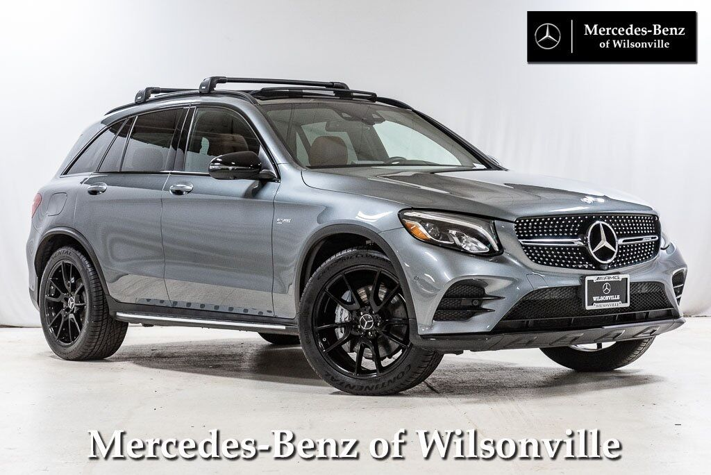 2017 Mercedes-Benz GLC AMG®  43 SUV Wilsonville OR