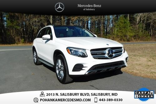 2017_Mercedes-Benz_GLC_GLC 300 ** MB CPO EVENT-2FREE PMT CREDITS UP TO $1,500  **_ Salisbury MD