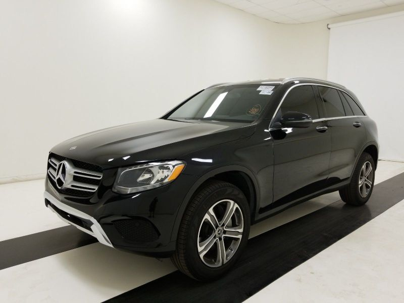 2017 Mercedes-Benz GLC GLC 300 (05/17) REARVIEW MONITOR / BLIND SPOT ASSIST/18' Monterey Park CA