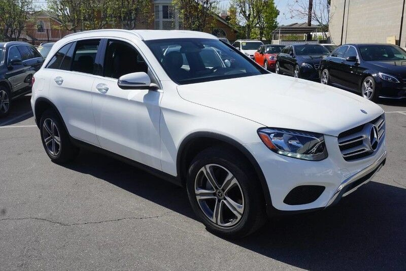 2017 Mercedes-Benz GLC GLC 300 4MATIC (01/17) REARVIEW MONITOR / BLIND SPOT Monterey Park CA