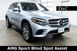 2017_Mercedes-Benz_GLC_GLC 300 4MATIC AMG Sport Blind Spot Assist_ Portland OR