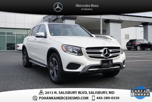 2017_Mercedes-Benz_GLC_GLC 300 4MATIC®_ Salisbury MD
