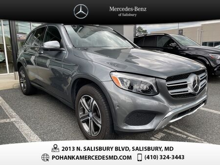 2017_Mercedes-Benz_GLC_GLC 300 4MATIC® ** GUARANTEED FINAINCING **_ Salisbury MD
