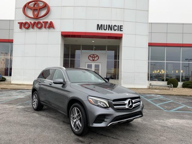 2017 Mercedes-Benz GLC GLC 300 4MATIC® SUV Muncie IN