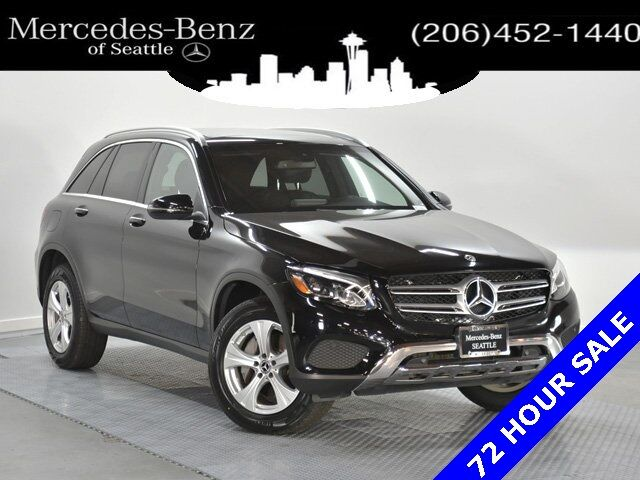 2017 Mercedes-Benz GLC GLC 300 4MATIC® SUV Seattle WA