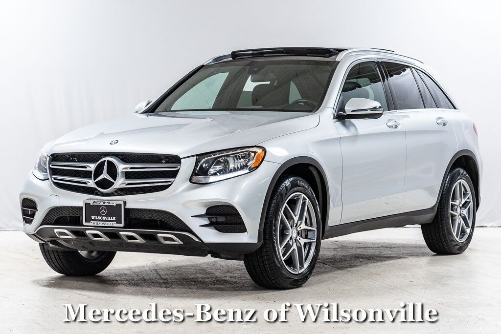2017 Mercedes-Benz GLC GLC 300 4MATIC® SUV