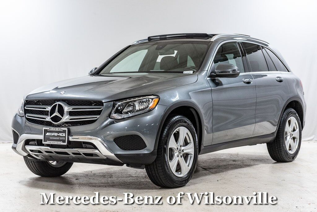 2017 Mercedes-Benz GLC GLC 300 4MATIC® SUV Wilsonville OR