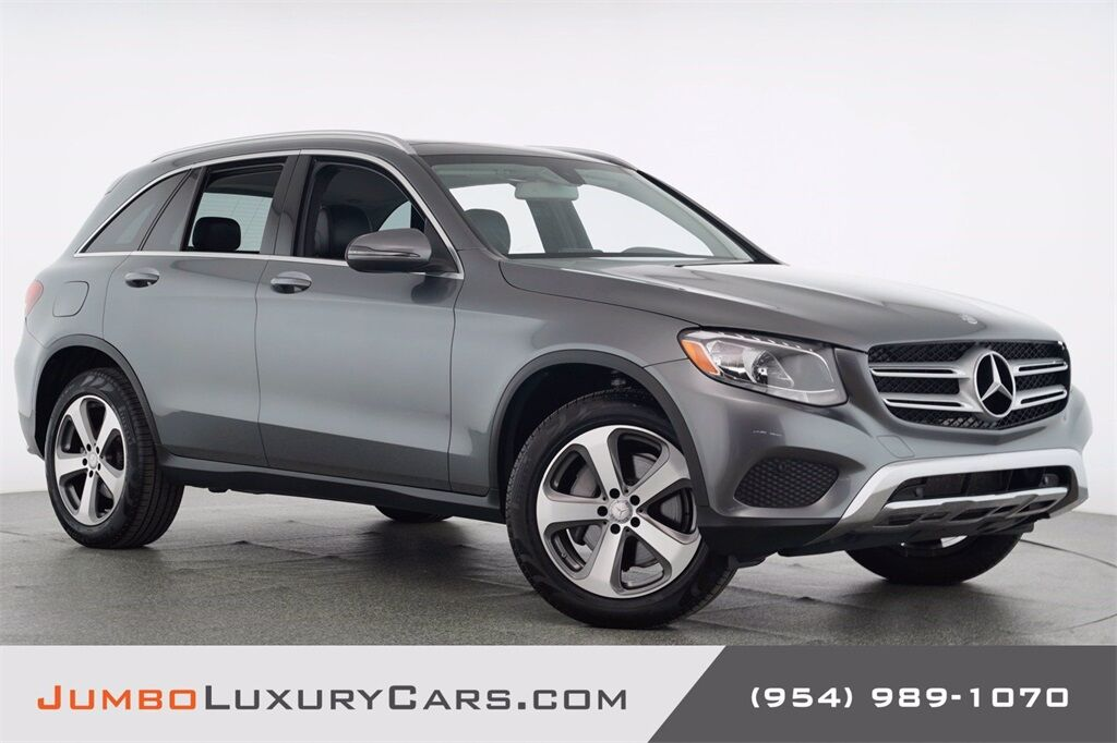 2017 Mercedes-Benz GLC GLC 300 Hollywood FL