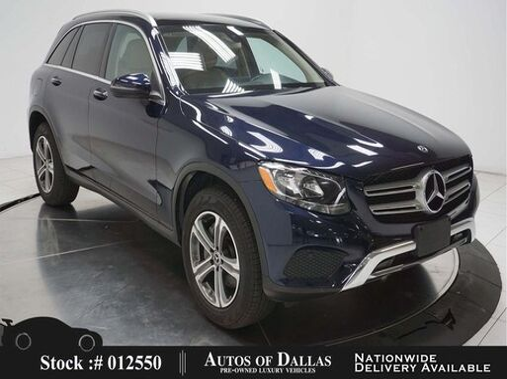 2017_Mercedes-Benz_GLC_GLC 300 NAV,CAM,PANO,HTD STS,18IN WLS,BLIND SPOT_ Plano TX