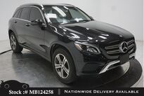 Mercedes-Benz GLC GLC 300 NAV,CAM,PANO,HTD STS,BLIND SPOT,LED LIGHTS 2017