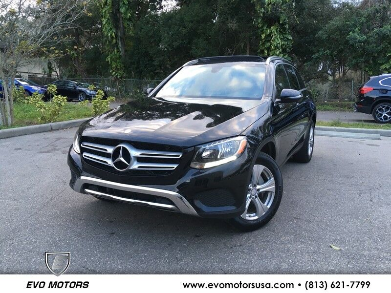 2017 Mercedes-Benz GLC GLC 300 PANORAMIC ROOF Jacksonville FL
