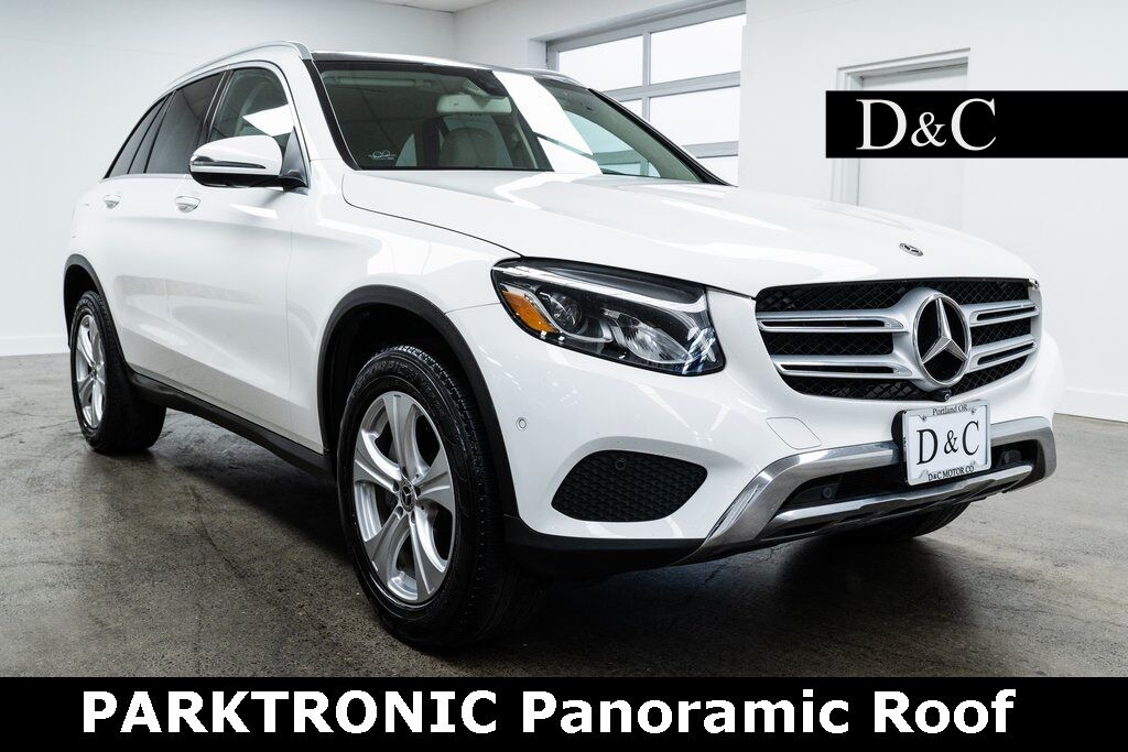 2017 Mercedes-Benz GLC GLC 300 PARKTRONIC Panoramic Roof Portland OR