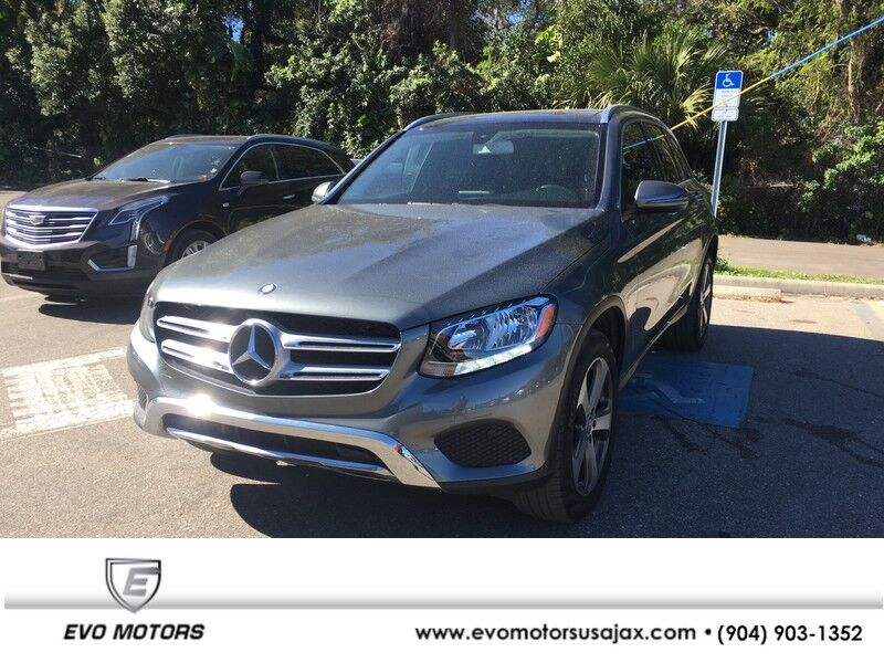 2017 Mercedes-Benz GLC GLC 300 PREM PKG. PANORAMIC. DRIVER ASSIST Jacksonville FL