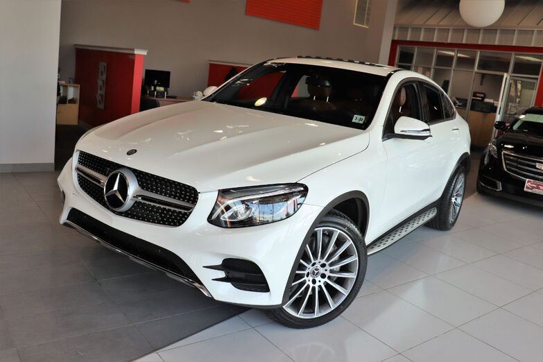2017 Mercedes-Benz GLC GLC 300 Premium 2 Package Leather Seating Package Sports Package Burmester Sound System Heated Seats Navigation Sunroof Springfield NJ
