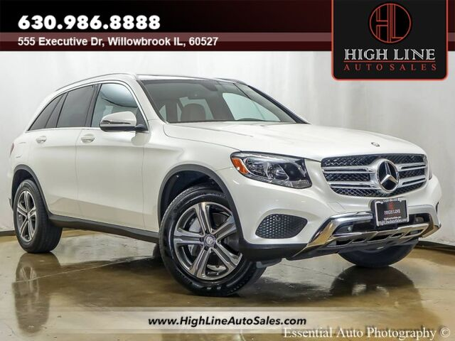 2017 Mercedes-Benz GLC GLC 300 Willowbrook IL
