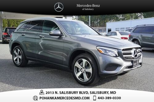 2017_Mercedes-Benz_GLC_GLC 300W4  **  MERCEDES-BENZ CERTIFIED  ** 4MATIC®  **  PREMIUM PKG  **  NAVIGATION  **_ Salisbury MD