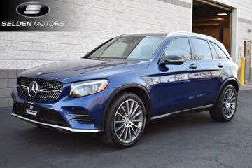 2017_Mercedes-Benz_GLC43_AMG 4MATIC_ Willow Grove PA
