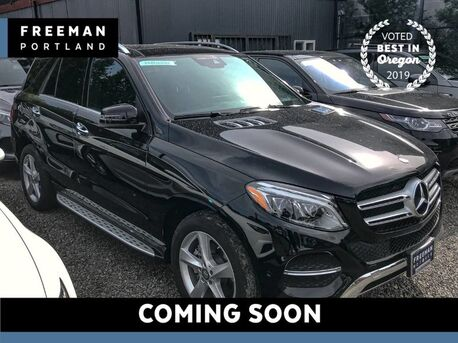 2017_Mercedes-Benz_GLE 350_4MATIC Keyless Go Nav Blind Spot Asst Backup Cam_ Portland OR
