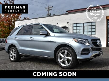 2017_Mercedes-Benz_GLE 350_4MATIC Nav Park Assist Blind Spot Assist Keyless Go_ Portland OR