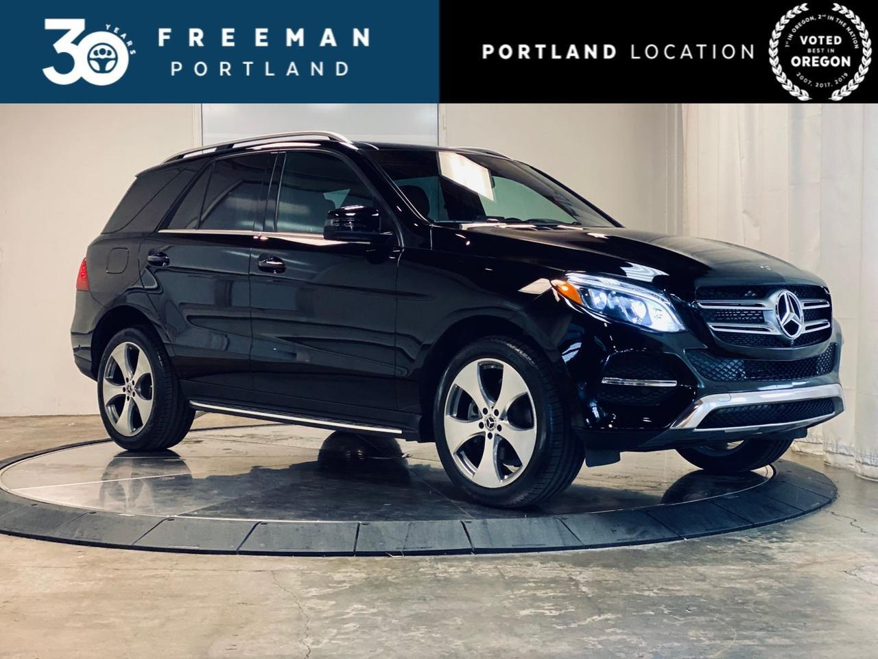 2017 Mercedes-Benz GLE 350 4MATIC Pano Lighting Pkg Parktronic Lane Assist Portland OR