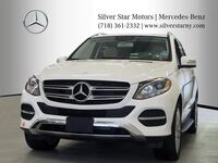 Mercedes-Benz GLE 350 4MATIC® SUV 2017