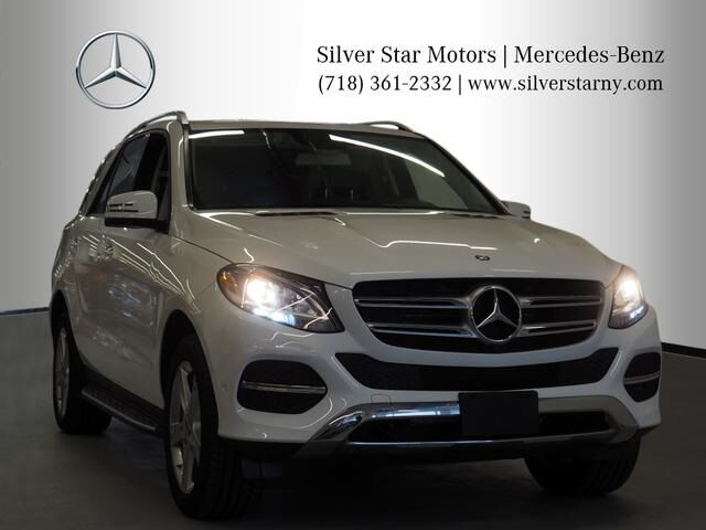 2017 Mercedes-Benz GLE 350 4MATIC® SUV Long Island City NY