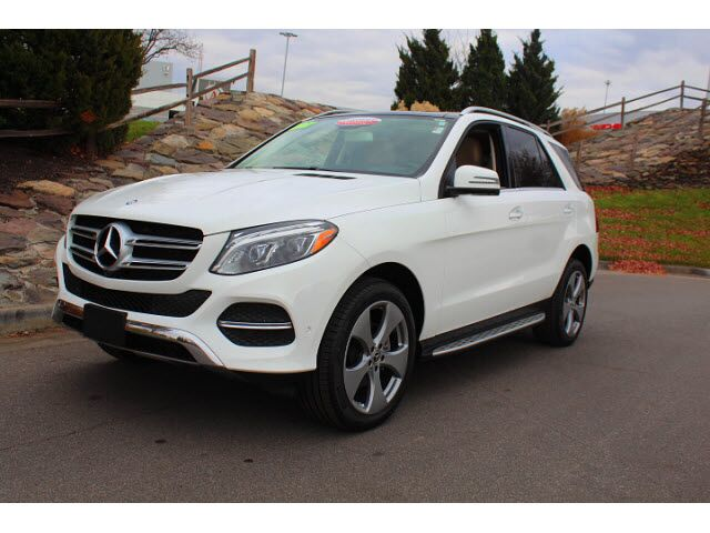2017 Mercedes-Benz GLE 350 4MATIC® SUV Merriam KS
