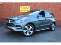 2017 Mercedes-Benz GLE 350 4MATIC® SUV