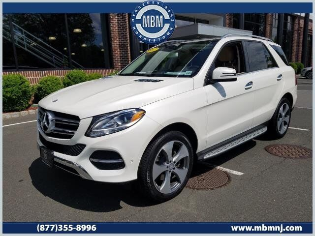 2017 Mercedes-Benz GLE 350 4MATIC® SUV Morristown NJ