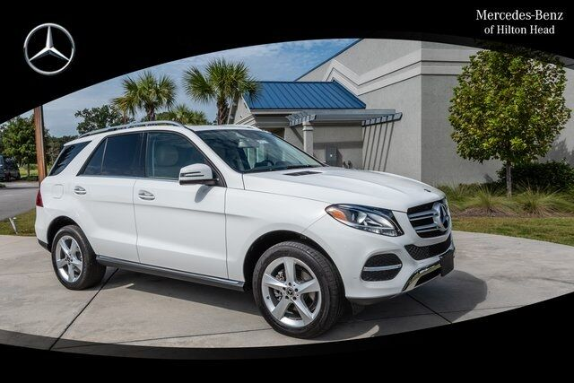 2017 Mercedes-Benz GLE 350 4MATIC® SUV Bluffton SC