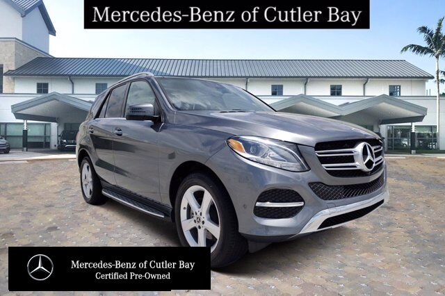 2017 Mercedes-Benz GLE 350 4MATIC® SUV # V7106CB Cutler Bay FL