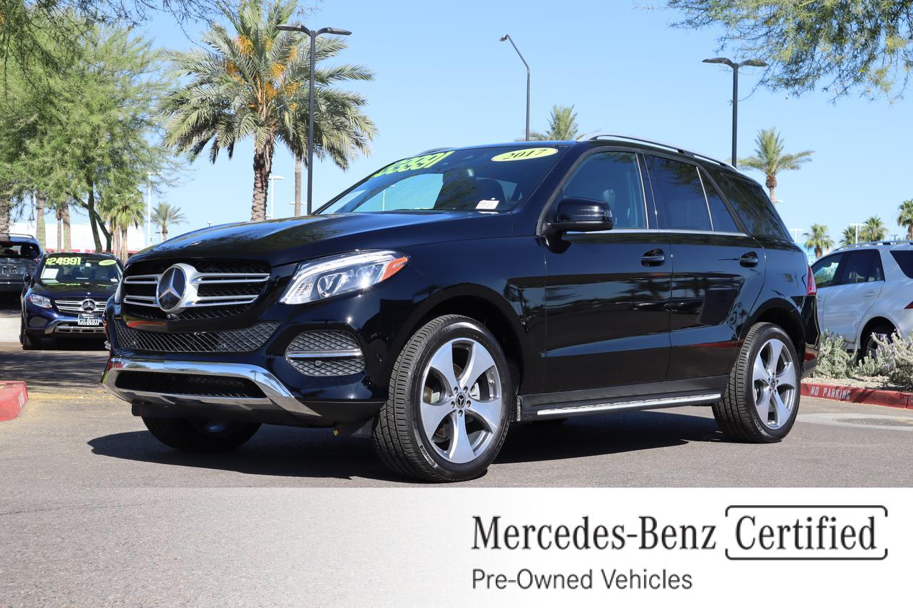 2017 Mercedes-Benz GLE 350 4MATIC® SUV Gilbert AZ