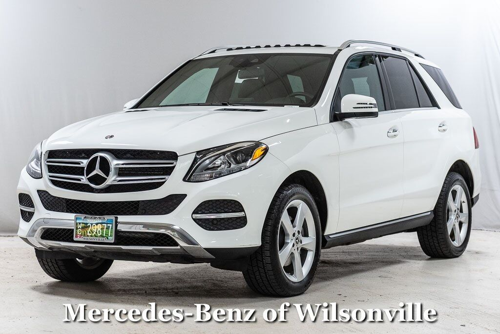 2017 Mercedes-Benz GLE 350 4MATIC® SUV Wilsonville OR